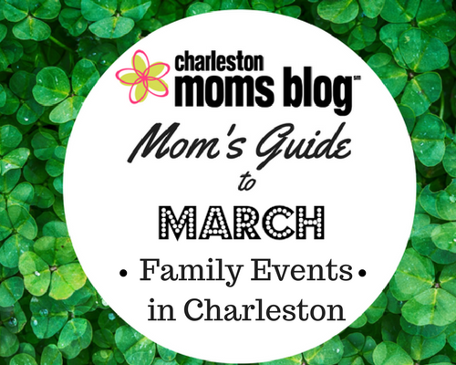 March Family Events in Charleston