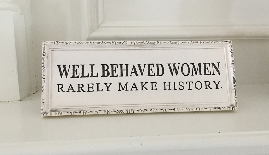 Celebrating the Ladies (Women's History Month)