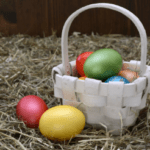 Easter Basket Goodies (that aren't candy)