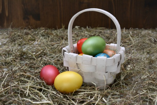Easter basket ideas that aren't candy 1