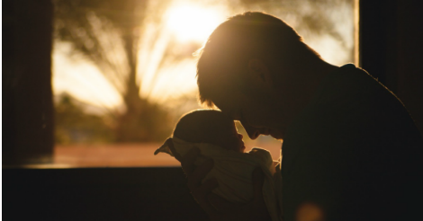 Watching You Become a Dad {A Father's Day Tribute}