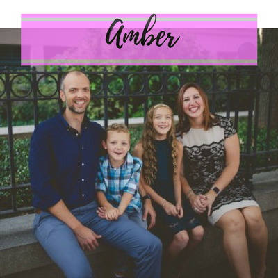 Meet the contributors Amber & Aubrey