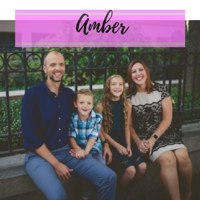 Meet the contributors Amber & Aubrey