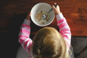 What should a toddler eat?