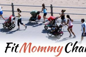 Stroller Workouts with Fit Mommy Charleston