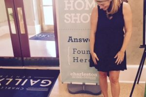 Bringing a Toddler to the Charleston Home + Design Show