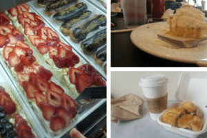 5 desserts for postpartum care