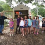 Spreading Kindness; The Lowcountry Blessing Box Project