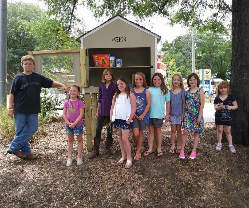 Spreading Kindness: Lowcountry Blessing Box