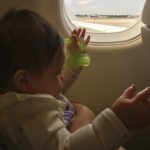 In the Air With a Babe – Tips on Flying
