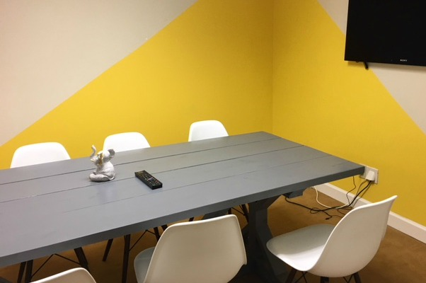 The Work Nest; The Area's First Coworking Space with Childcare!