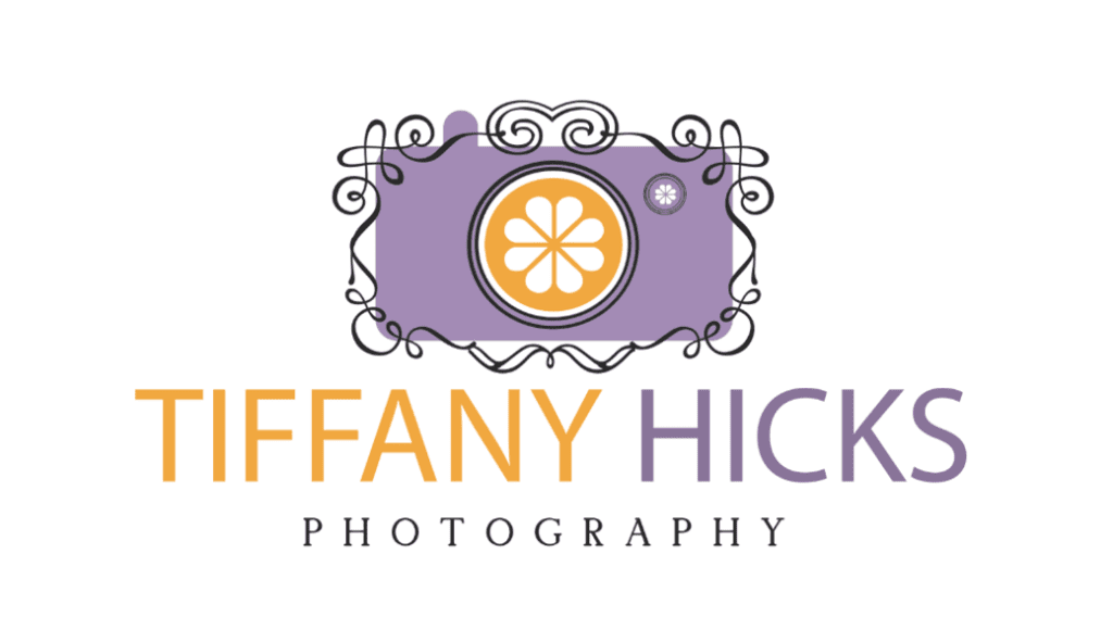 Tiffany Hicks Photography Logo | Charleston Moms Blog