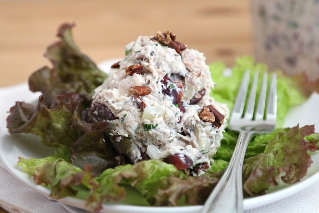 Sonoma Chicken Salad with Grapes and Pecans and Rotisserie Chicken