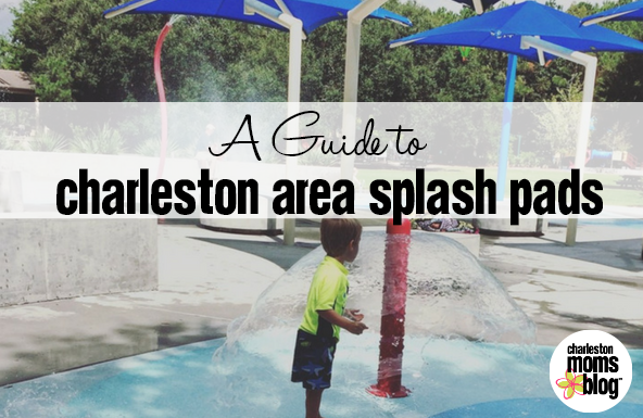 Charleston area splash pads