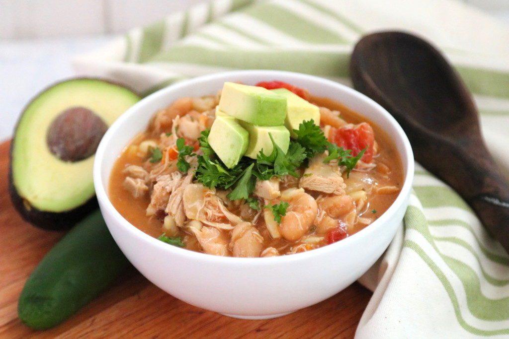 JLOkitchens recipe white bean chicken chili