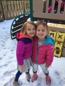 Finding Your Place at Preschool