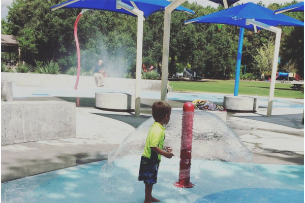 A Guide to Charleston Area Splash Pads