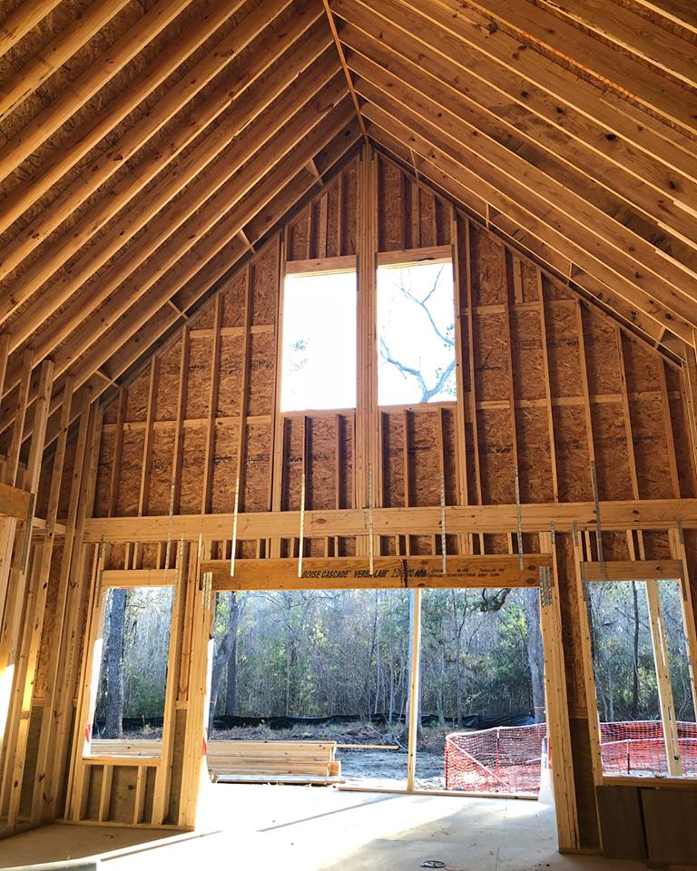 Building Our Marriage By Building A House