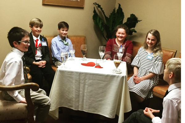 Grace. Etiquette. Manners: Providing Kids With Confidence & Life Skills