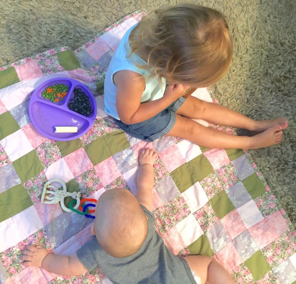Mom Hack: The Power of an At-Home Picnic