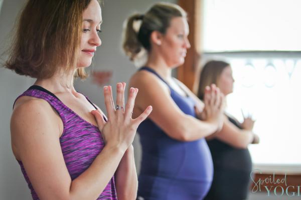 Prenatal Yoga Classes Charleston SC