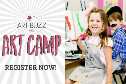 Summer Camp Guide - Art Buzz Wine and Design Charleston