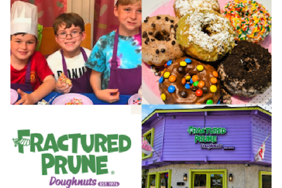 A Make Your Own Doughnut Party Is Sweet Way To Celebrate While Letting Kids Get Messy And Creative
