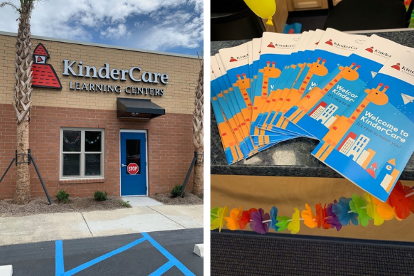 kindercare family connection