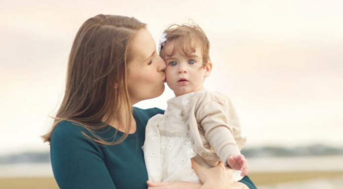 A Letter to My Daughter Born on International Women's Day Charleston Moms