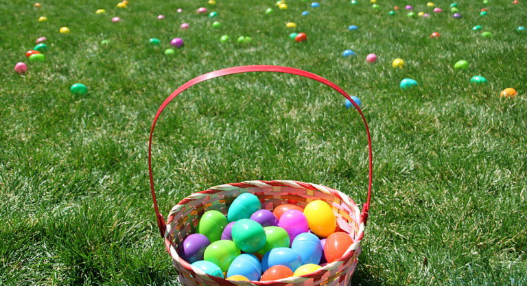 Charleston Moms Neighborhood Easter Egg Hunt (Social Distancing Style!)