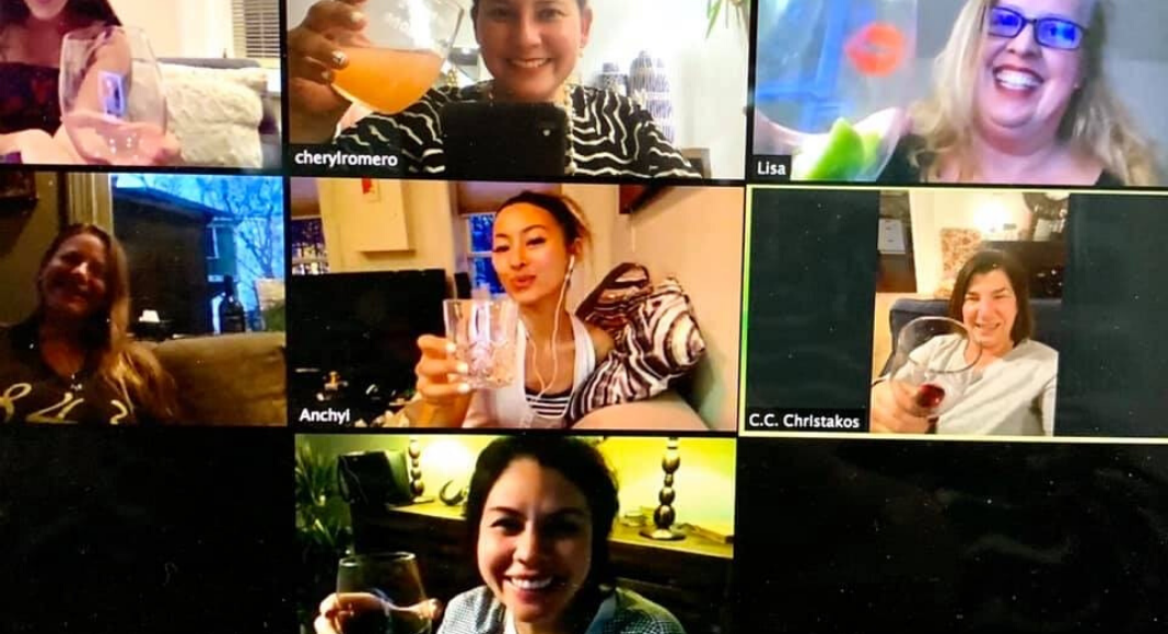 How to Host a Virtual Play Date or Happy Hour! Charleston Moms