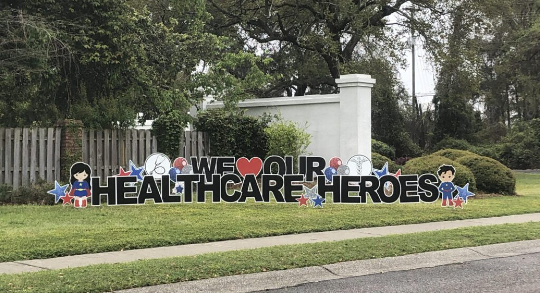 Support Our Hardest Workers_ Healthcare Heroes Charleston Moms