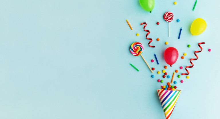 Social Distancing Birthdays & Celebrations Guide