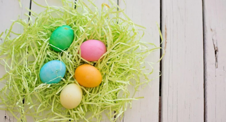 How to Celebrate Easter at Home