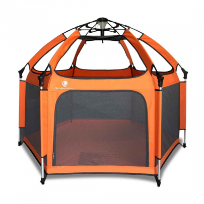 The Portable Beach Company Kid & Pet Playpens - Charleston Moms Must-Haves