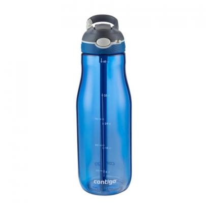 Contigo Autospout Water Bottle with Straw