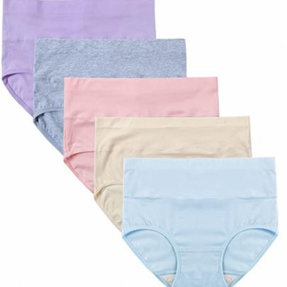 High waisted underwear