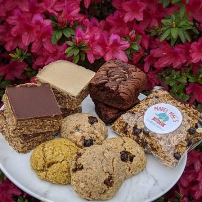 Lactation Sampler from Mabel Mae's Bakery