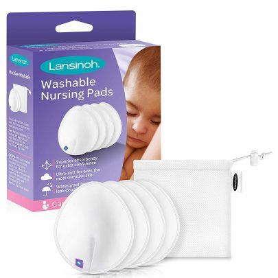 Lansinoh Reusable Nursing Pads